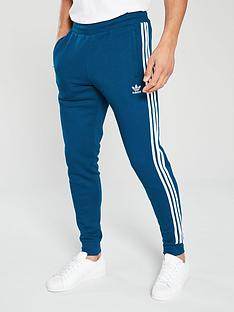 adidas-originals-3-stripe-pants-teal