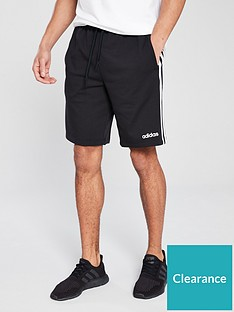 adidas-3s-core-shorts-black