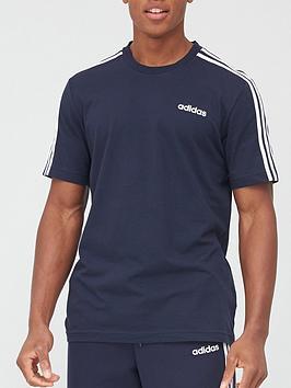 adidas-3snbspcore-t-shirt-navy