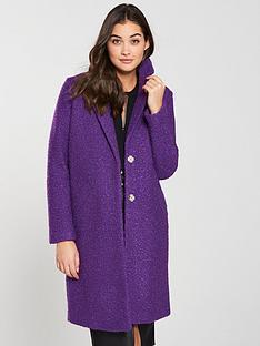 river-island-wool-blend-coat--purple