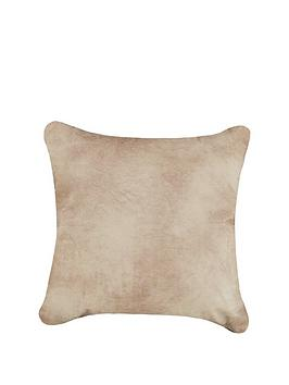 rodeo-faux-leather-cushion