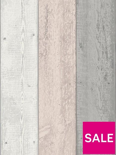 arthouse-painted-wood-grey-blush-wallpaper