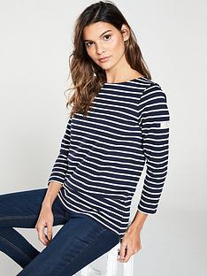 joules-harbour-crew-neck-stripe-t-shirt-navy