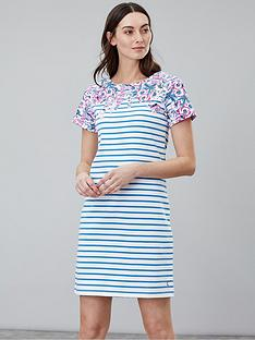 joules-riviera-floral-stripe-dress-blue-floral-stripe