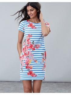 joules-ottie-floral-stripe-woven-dress-bluenbsp