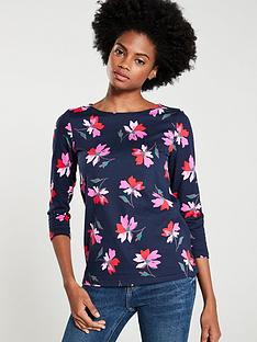 joules-harbour-floral-top