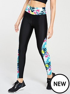 michelle-keegan-printed-side-panel-gym-leggings-black-multi