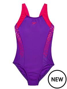 speedo-girls-boom-splice-muscleback-swimsuit-purple