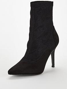 v-by-very-felix-lace-sock-ankle-boot-black