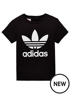 adidas-originals-boys-trefoil-tee