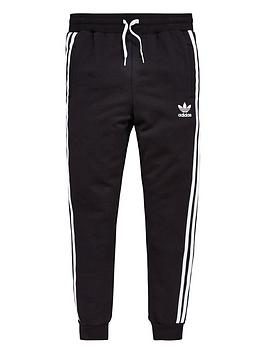 adidas-originals-boys-trefoil-pants-blacknbsp