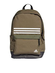 adidas-classic-3-pocket-backpack-khaki