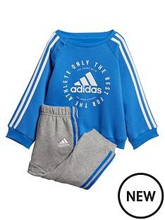 adidas-baby-boys-3-stripe-jogg-suit