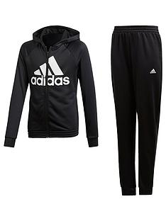 adidas-girls-hooded-pes-tracksuit