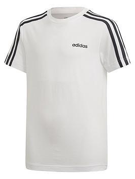 adidas-boys-3-stripe-short-sleeve-t-shirt-white