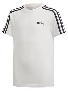 adidas-boys-3-stripe-tee