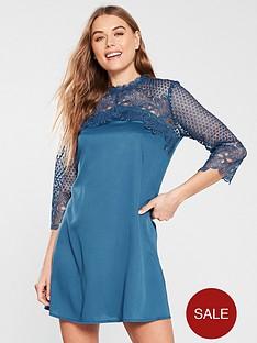 little-mistress-crochet-top-mini-dress