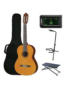 yamaha-yamaha-c40-classical-guitar-performance-pack-with-free-online-music-lessons