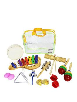 a-star-10-piece-childrens-percussion-pack