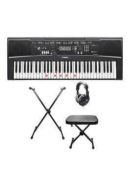 yamaha-ez220-portable-digital-keyboard-pack-with-free-online-music-lessons