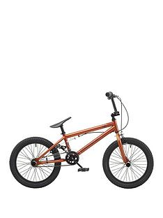 prod1088343954: Rooster Core 9.5 Inch Frame 18 Inch Wheel BMX Bike Matte Copper