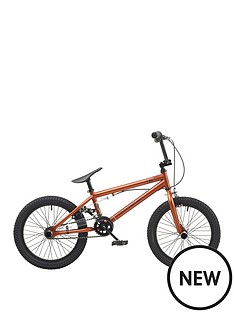 rooster-rooster-core-95-inch-frame-18-inch-wheel-bmx-bike-matte-copper