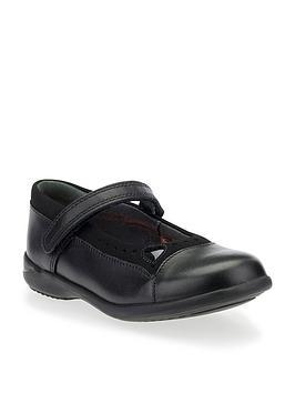 start-rite-emilia-strap-shoes-black