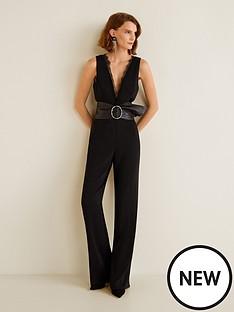 mango-v-neck-lace-jumpsuit-blacknbsp