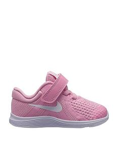 2170ba640142f5 Nike Revolution 4 Infant Trainers