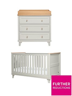 mamas-papas-lucca-cot-bed-and-dresser-changer