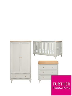 mamas-papas-lucca-cot-bed-dresser-changer-and-wardrobe