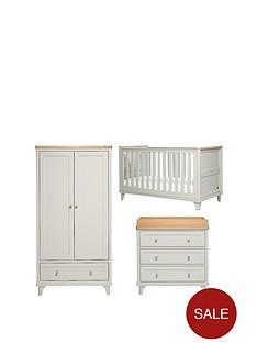 mamas-papas-mamas-papas-lucca-cot-bed-dresser-changer-and-wardrobe