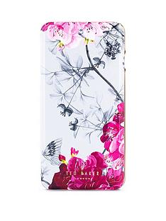 d277b9c97c433 Ted Baker Ted Baker Folio Case iPhone 7 8 Plus - BABYLON