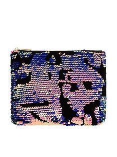 accessorize-michaela-sequin-make-up-bag