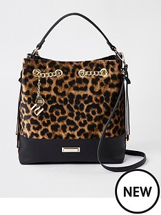 river-island-river-island-chain-detail-bucket-bag-leopard