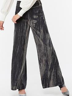 monsoon-chitra-crinkle-velvet-wide-leg-trouser-greynbsp