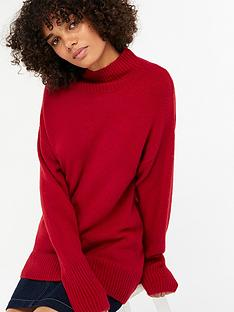monsoon-hanna-high-neck-cosy-jumper-red