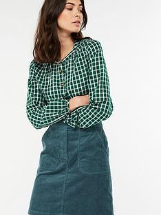monsoon-coira-check-shirt-greennbsp
