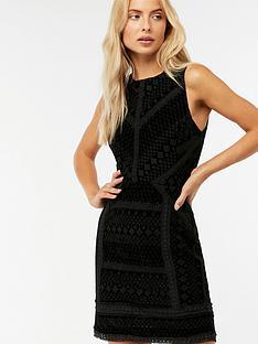 monsoon-visha-lace-velvet-shift-dress-blacknbsp