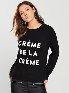 whistles-crme-de-la-crme-sweatshirt