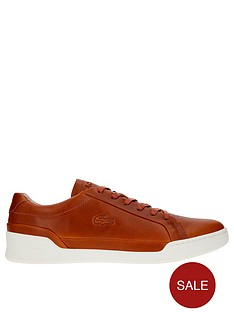 lacoste-challenge-trainers-brown