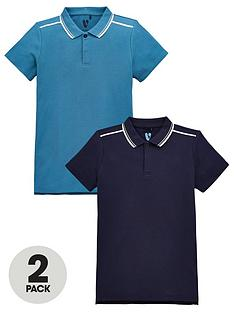 v-by-very-boys-pack-of-2-tipped-collar-polo-shirts-bluenavy