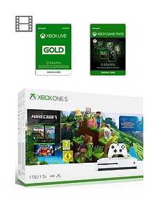 xbox-one-s-xbox-one-s-minecraft-bundle-1tb-6-months-games-pass-and-xbox-live-gold-membership-12-months