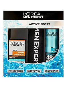 loreal-paris-expert-active-sport-christmas-gift-set-for-him