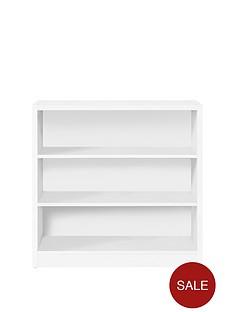 metro-small-wide-bookcase-white
