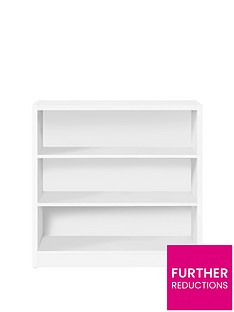 metro-small-wide-bookcase-white