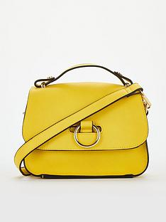v-by-very-pluck-mini-cross-body-bag-yellow