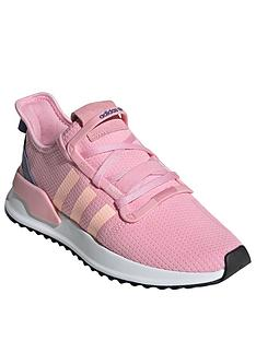 purchase cheap f39e6 dd555 adidas Originals U Path Run - Pink