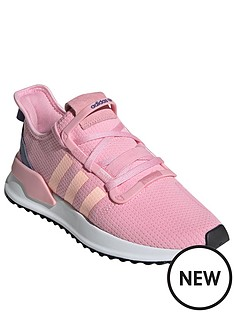 001d31ae227bda adidas Originals U Path Run - Pink