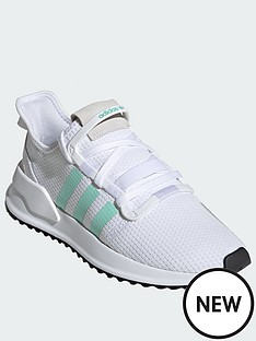 27ad7e064 adidas Originals U Path Run - White Mint